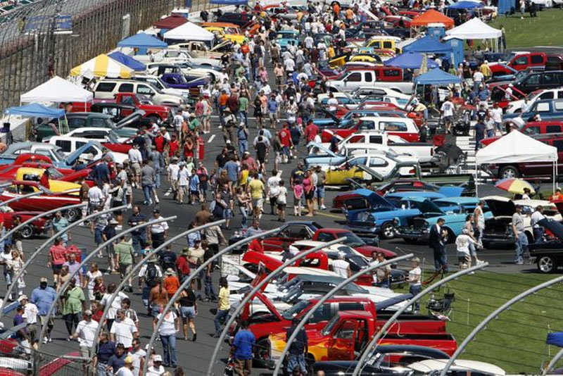 Charlotte autofair and 6 slcs for Auto fair at charlotte motor speedway